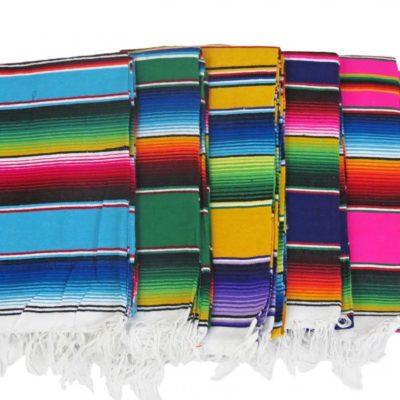 Sarape- Mehiška bombažna odeja
